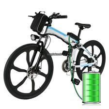 New Folding Electric Bicycle E-bike City Mountain Bike Cycling