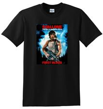 *NEW* RAMBO T SHIRT first blood SMALL MEDIUM LARGE or XL adult sizes