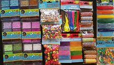 Craft Stringing Beads Cords Wrist Bands Necklaces, Select Beads Cords