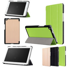 PU Leather Smart Stand Cover Case for Huawei Mediapad M3 Lite 8.0 Tablet