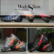 Men Hiking Shoes Outdoor Trekking Shoes Breathable Running Shoes Sports Shoes O5