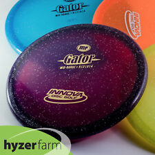 Innova CHAMPION METALFLAKE GATOR *pick weight/color* Hyzer Farm disc golf putter