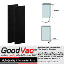 GermGuardian AC5000 Filter C Carbon Filter Replacement Pre-Filter by GoodVac