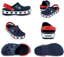 NEW UNISEX KIDS SUMMER BEACH CLOGS-CROC SANDALS MICKEY MOUSE COMFORT WATER SHOES