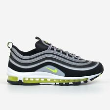 Nike Air Max 97 Black Volt Metallic Silver 2017 Japan OG Mens Running 921826-004
