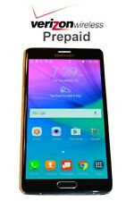 Unlocked Samsung Galaxy Note 4 32GB- No Contract Verizon Prepaid Phone with SIM