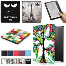 Magnetic Smart Leather Case Cover For Amazon Kindle Oasis E-reader 2017 7'' 9th