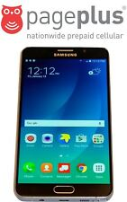 Unlocked Pageplus Samsung Galaxy Note 5 - 32GB - 4G LTE - UNLIMITED DATA Prepaid