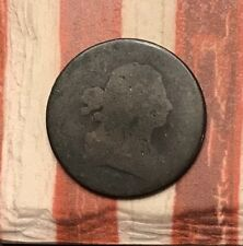 1804 Draped Bust Half Cent Vintage US Copper Coin #MP63 Better Date