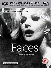 Faces (BFI) [Blu-Ray and DVD]