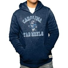North Carolina Tar Heels Adult NCAA Triblend Fleece Hoodie  - Navy
