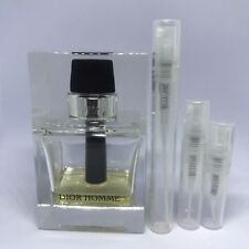 Dior Homme EDT by Christian Dior - Decant Sample