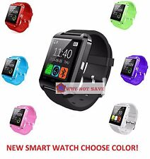 New Bluetooth 3.0 Smart Wrist Watch Phone Mate For LG Smart Phone USA SHIPS FAST