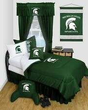 Michigan State University Dorm Bedding Comforter Set