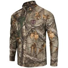 Men's Realtree Quarter Zip Texas A&M Aggies Windshirt
