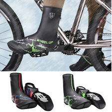Cycling Bicycle Overshoes PU Waterproof Warm Lock Shoe Covers for Men and Women