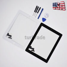 NEW Touch Screen Digitizer Replacement For Apple iPad 2 Black / White US