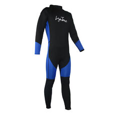Perfeclan 3mm Neoprene Men Scuba Diving Suits Full Body Wetsuit Surf Jumpsuit