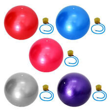 Perfeclan Exercise Gym Yoga Fitness Pregnancy Birthing Pilates Ball + Pump