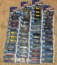 HOT WHEELS 2006 FIRST EDITIONS OF 38 CARS