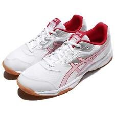 Asics Upcourt 2 II White Red Men Women Volleyball Badminton Shoes B705Y-0123