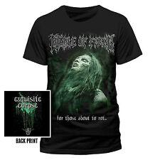 CRADLE OF FILTH - Corpse - Logo T-Shirt