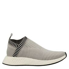 Men's Adidas NMD CS2 PK Primeknit City Sock Grey / White / Pink BA7187