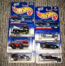 HOT WHEELS COLLECTOR SERIES 1992, 1996, 1997, 2000
