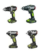 """NEW Rockwell 20V Lithium Cordless 1/2"""" CHOOSE Hammer/Drill/Driver/Impact/Wrench"""
