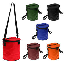 Insulated Lunch Box Camping Picnic Food Drink Ice Cooler Cool Shoulder Bag