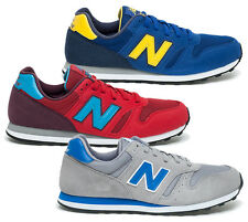 New Balance M373 ABL Blue Yellow ard RED LGB Grey Trainers Shoes