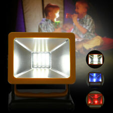 15W 24LED Portable Rechargeable Camping Spotlights Emergency Work Light Lamp AF