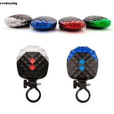 5 LED Bicycle Laser Tail Light Bike Night Rear Light Cycling Safety EE6 01
