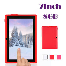 7 Inch Multi-color WIFI Quad Core Tablet PC HD 1024*600 Google Play Android 4.4