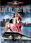 Love at First Bite (DVD, 2005) 1979 GEORGE HAMILTON  RARE OOP