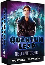 Quantum Leap: Complete Series New DVD! Ships Fast!