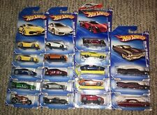 HOT WHEELS '10  HOT AUCTION, FASTER THAN EVER HOT ACTION, RACING  BIN 23
