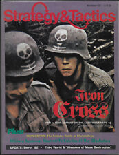 S&T 132 Iron Cross - Unpunched - Strategy and Tactics - SPI