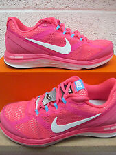 nike womens dual fusion run 3 running trainers 653594 600 sneakers shoes