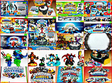 360 Skylanders Selection: Spyros + Swap Force + Giants + Trap Team +Legendery+