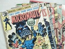 Vintage Marvel Comics Comic Books M - O