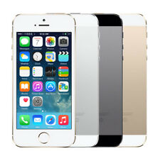 "4.0"" IPS Apple iPhone 5S 16/32/64GB IOS 8MP Dual-core GSM Unlocked Smartphone"