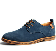 Men Casual Shoes 2018 New Fashion Lace-up Comfortable Flat Men Oxford Shoes