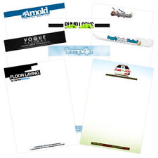 A4 Letterheads - Full Colour - 120gsm - Free Design
