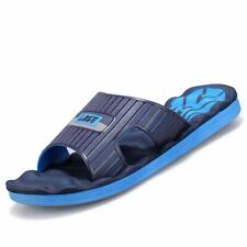 Mens Summer Sandals With Flip Flops Beach Slides Slippers For Indoors & Outdoors