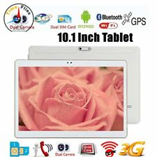 """10.1""""  2+32G Android 6.0 Quad Core Dual SIM&Camera GPS Phone Wifi Tablet PC Lot"""