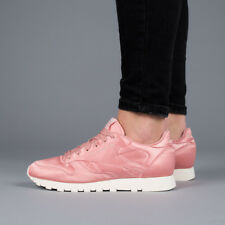 WOMEN'S SHOES SNEAKERS REEBOK CLASSIC LEATHER SATIN [CM9800]