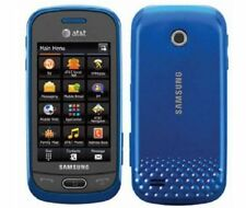 Samsung Eternity II SGH-A597 Blue AT&T Unlocked Cellular 3G Phone