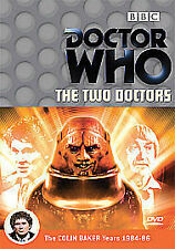 Doctor Who: The Two Doctors [DVD], Patrick Troughton, Colin Baker, Free Postage