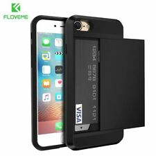 FLOVEME For iPhone 5S 5 SE 4 iPhone X 6 6S Cases Armor Hybrid Case For iPhone X